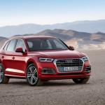 Nouvelle Audi Q5 : génération 2017