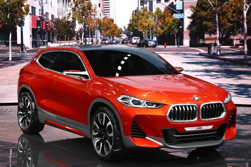 mondial 2016 bmw x2 concept actu automobile. Black Bedroom Furniture Sets. Home Design Ideas