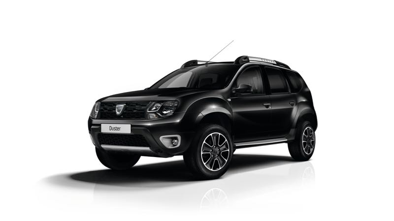 dacia duster black touch et nouvelle gamme. Black Bedroom Furniture Sets. Home Design Ideas