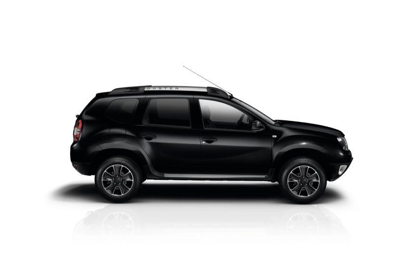 dacia duster black touch et nouvelle gamme actu automobile. Black Bedroom Furniture Sets. Home Design Ideas