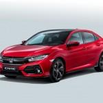Nouvelle Honda Civic : déjà la 10 ème génération !