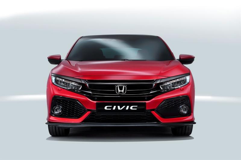 Nouvelle Honda Civic