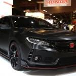 Honda Civic Type R 2017 : déjà la nouvelle !!