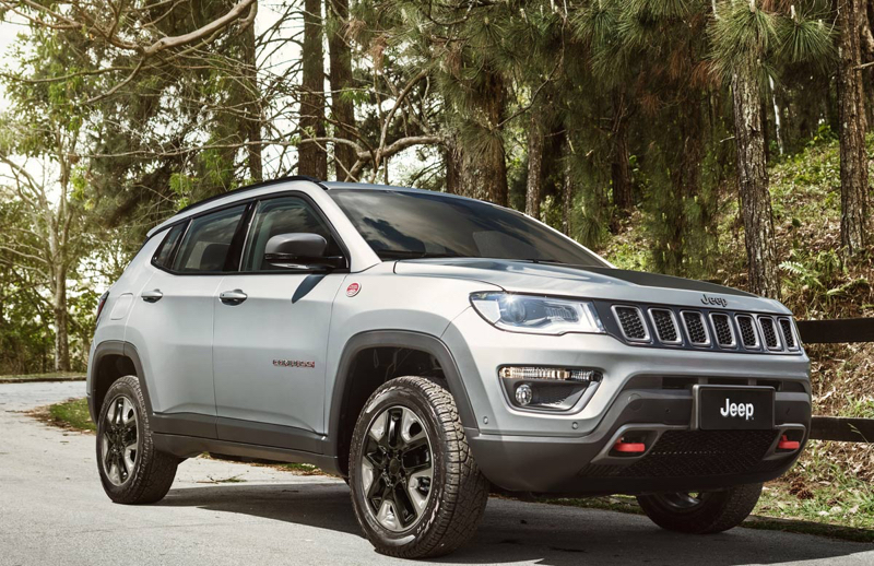 jeep compass 2017 le retour du suv compact actu automobile. Black Bedroom Furniture Sets. Home Design Ideas
