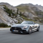 Mercedes-AMG GT Roadster : plein la vue !