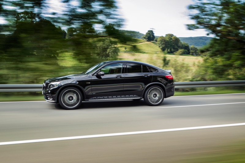 Mercedes-AMG GLC 43 Coupé 4MATIC
