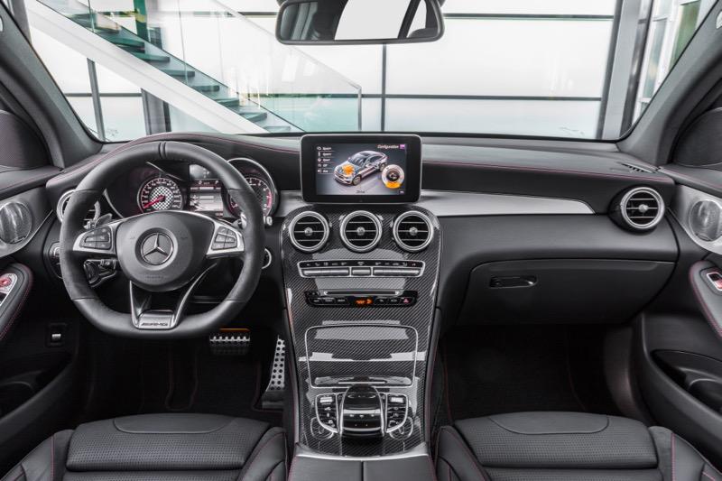 Mercedes-AMG GLC 43 Coupé 4MATIC