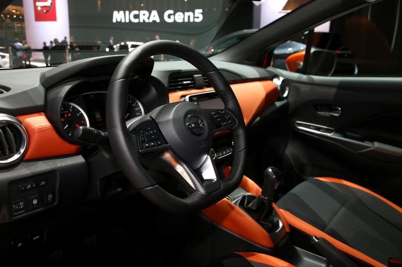 Nouvelle Nissan Micra