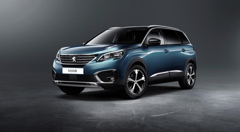 Nouveau Peugeot 5008