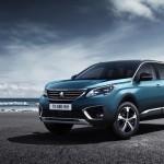 Nouveau Peugeot 5008 : les photos officielles !