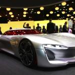 Mondial de Paris 2016 : Concept-car Renault Trezor