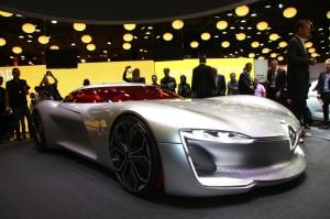 Concept-car Renault Trezor