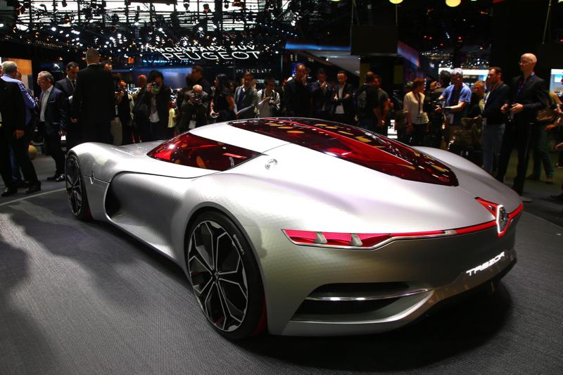 mondial de paris 2016 concept car renault trezor actu automobile. Black Bedroom Furniture Sets. Home Design Ideas