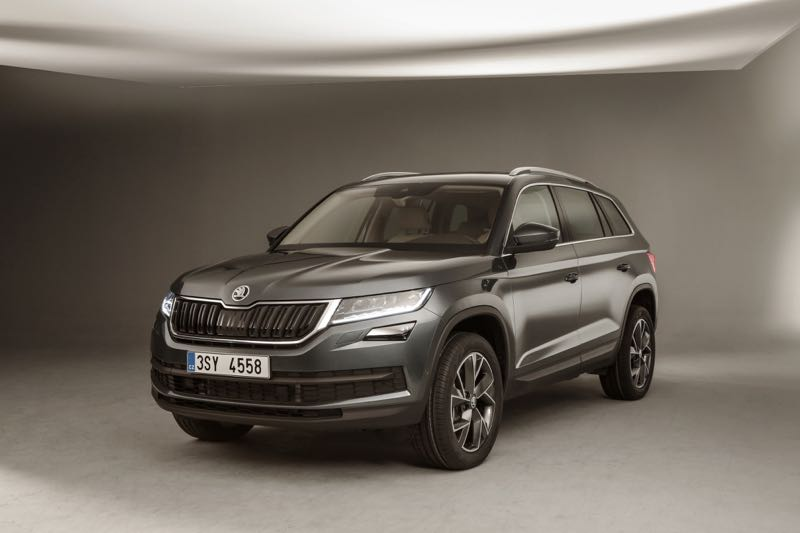 skoda kodiaq le nouveau suv familial. Black Bedroom Furniture Sets. Home Design Ideas