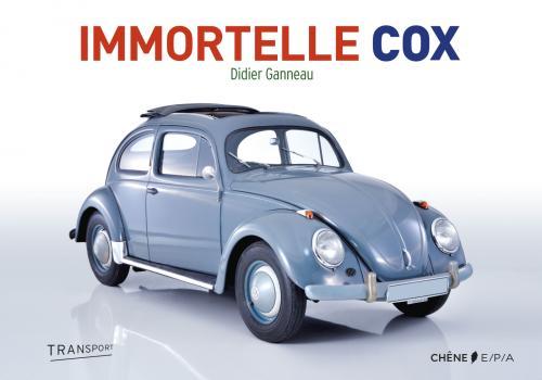 Livre : Immortelle Cox