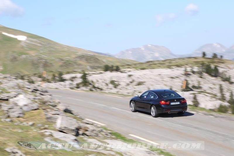 Essai BMW 440i Gran Coupé M Performance