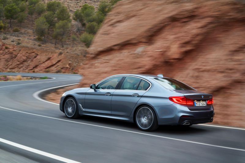 Nouvelle BMW Série 5 M Sport