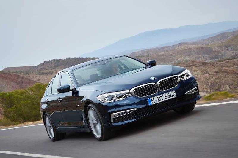 BMW Série 5 Luxury 2017