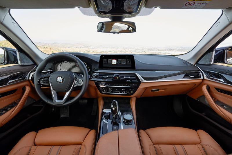 Nouvelle BMW Série 5 Luxury