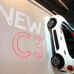 Mondial de Paris 2016 : Nouvelle Citroën C3