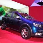 Mondial de Paris 2016 : nouvelle Dacia Sandero