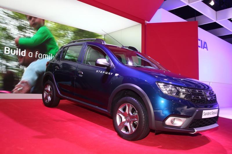 nouvelle Dacia Sandero Stepway