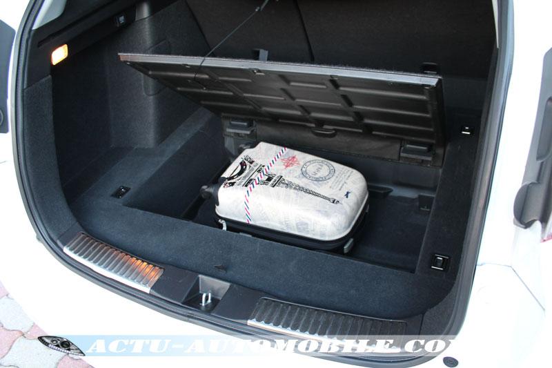 Coffre Honda Civic Tourer