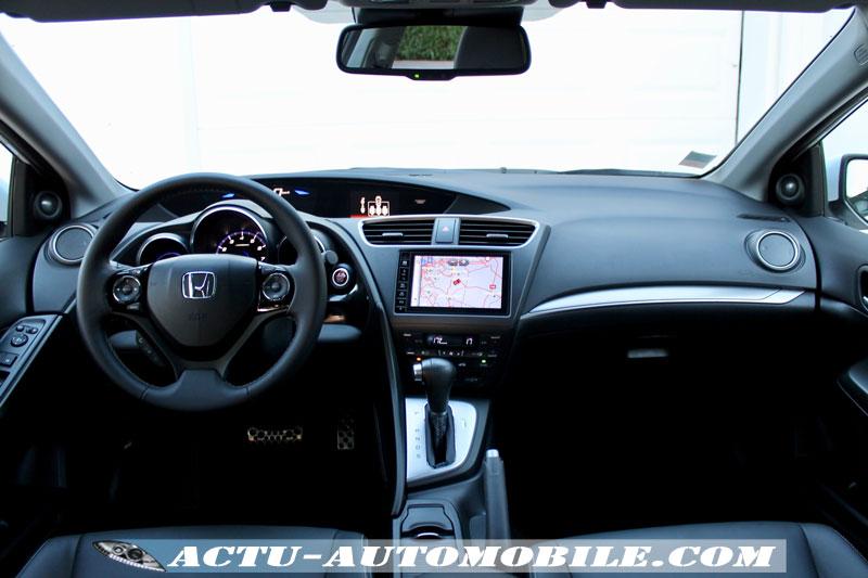 HONDA CIVIC TOURER 1.8 i-VTEC INNOVA AT