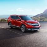 Honda CR-V 2017 : la nouvelle génération dévoilée