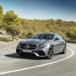 Mercedes-AMG E 63 S 4MATIC+ : la barre des 600 ch