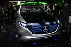 Concept Mercedes Génération EQ