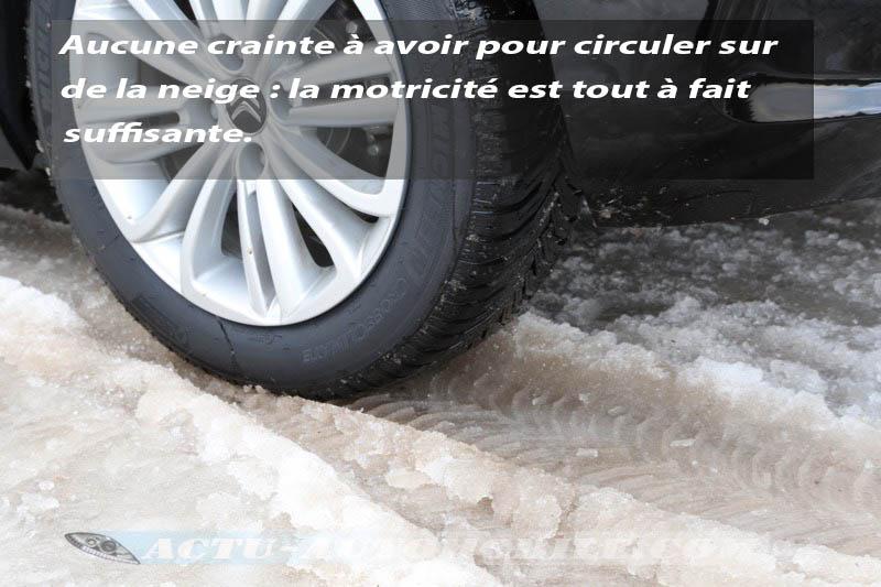Essai longue durée Michelin CrossClimate