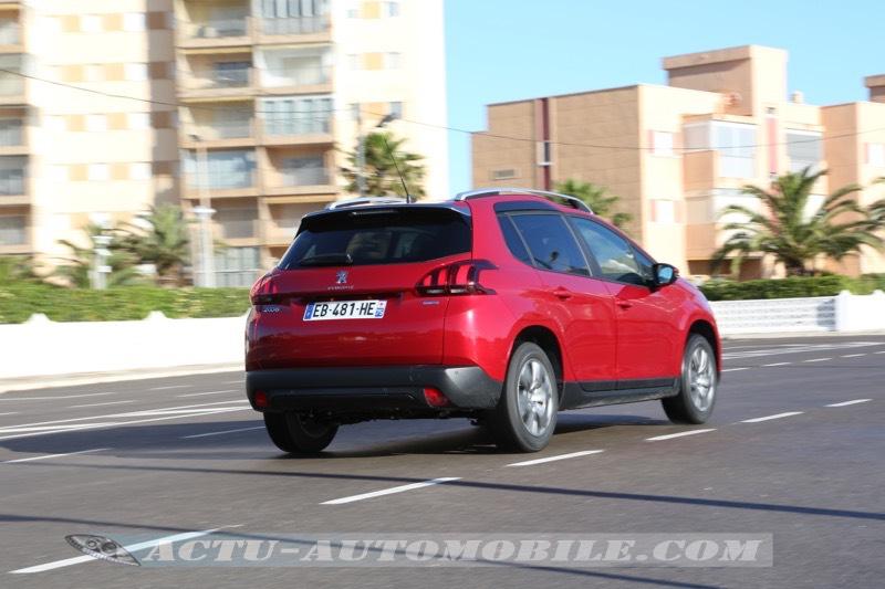 Peugeot 2008 Active 2016