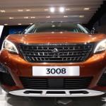 Mondial de Paris : nouveau Peugeot 3008