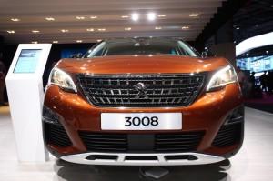 Nouveau Peugeot 3008