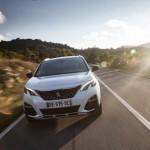 Le Peugeot 3008, finaliste pour la voiture de l'année 2017