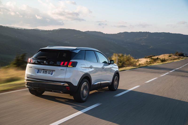 nouveau Peugeot 3008 GT Line