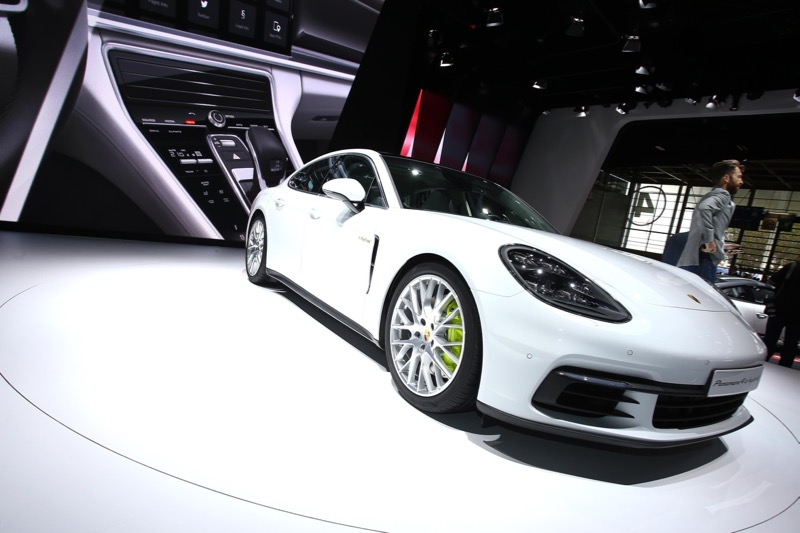 Nouvelle Porsche Panamera 4 E-Hybrid