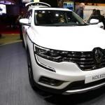 Mondial de Paris 2016 : Renault Koleos