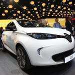Renault ZOE : jusqu'à 400 km d'autonomie !