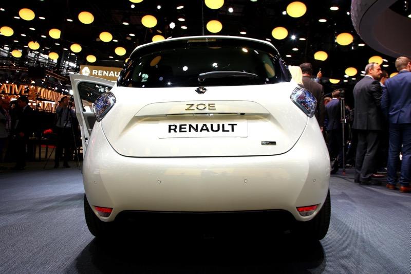 renault zoe jusqu 39 400 km d 39 autonomie actu automobile. Black Bedroom Furniture Sets. Home Design Ideas