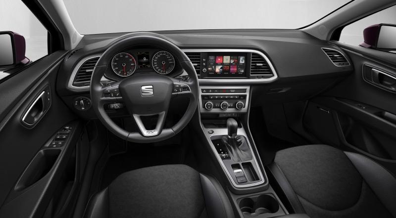 seat leon restyl e coup de frais pour 2017 actu automobile. Black Bedroom Furniture Sets. Home Design Ideas
