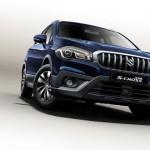 Suzuki S-Cross restylé : nouveau départ
