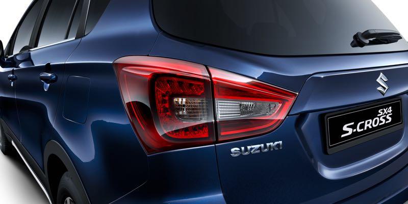 Suzuki S-Cross restylé