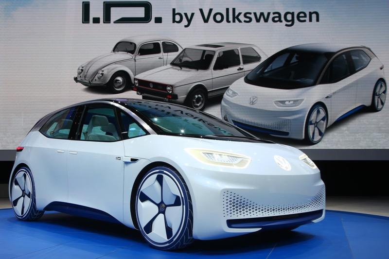 Concept Volkswagen I.D