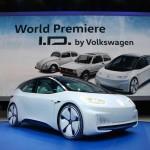 Mondial de Paris : Concept Volkswagen I.D