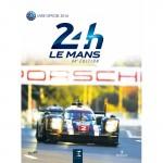Livre : 24H Le Mans livre Officiel 2016
