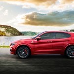 Alfa Romeo Stelvio : les photos officielles