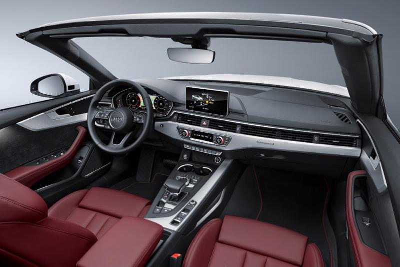 La nouvelle Audi A5 Cabriolet 2017