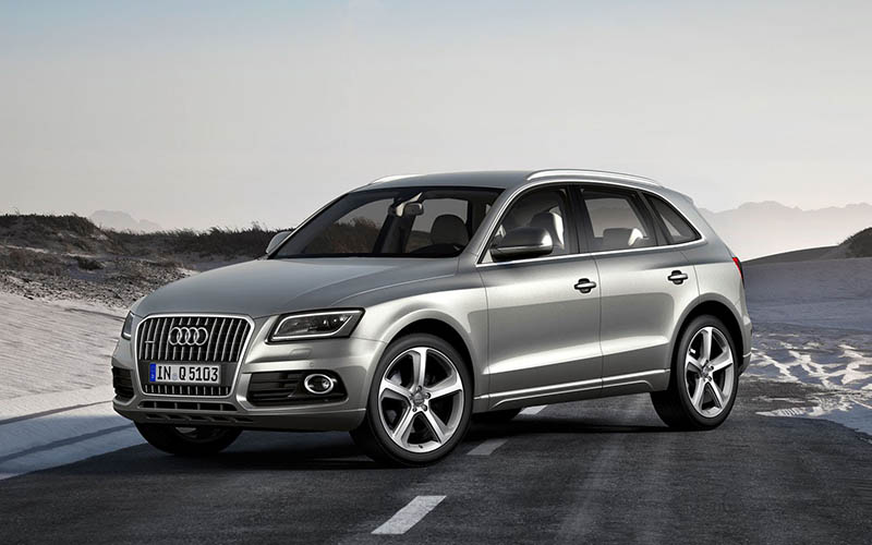 Audi Q5 Advanced